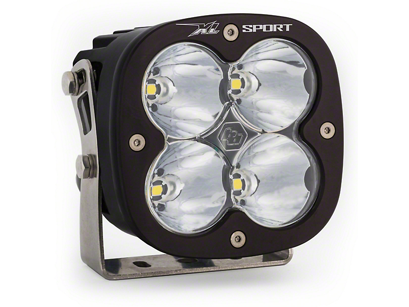 Baja Designs XL Sport LED Light - High Speed Spot Beam