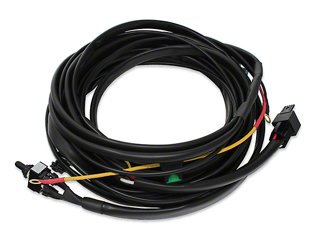 Baja Designs LP9 Pro Wire Harness (87-19 Jeep Wrangler YJ, TJ, JK & JL)