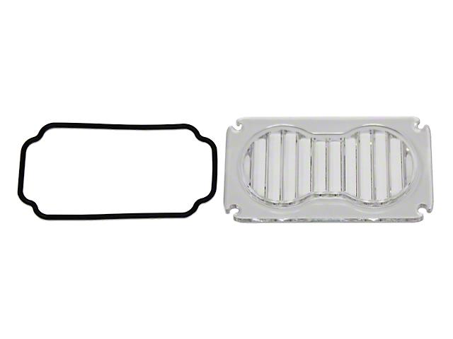 Baja Designs S2 Series Wide Cornering Lens Kit (87-19 Jeep Wrangler YJ, TJ, JK & JL)