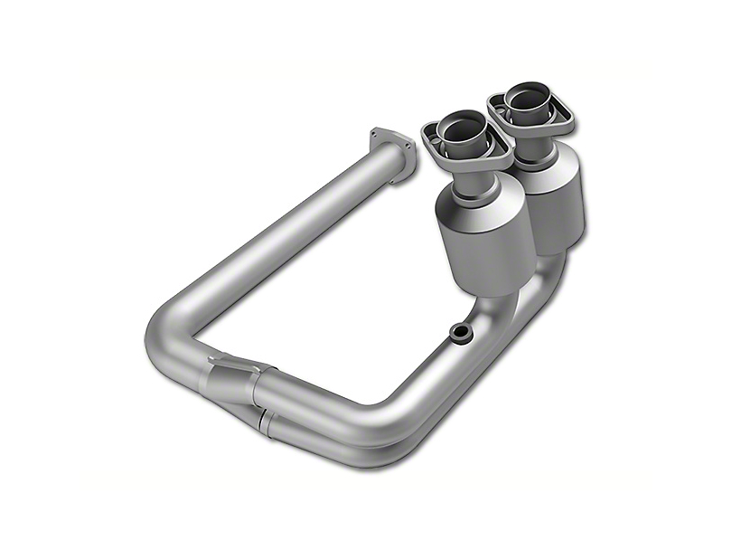 Magnaflow Direct-Fit Catalytic Converter; California Grade; Front (00-01 4.0L Jeep Wrangler TJ)