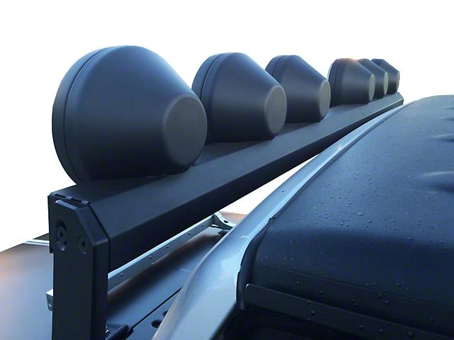 Delta Bolt 500 LED SkyBar w/ Halos (07-20 Jeep Wrangler JK & JL)