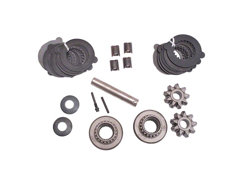 Omix-ADA DANA 35 Rear Spider Gear Kit w/ Disc Kit Trac Lok Differential (87-06 Jeep Wrangler YJ & TJ)