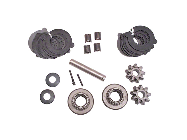 Dana 35 Rear Axle Trac-Loc Differential Spider Gear Kit (87-06 Jeep Wrangler YJ & TJ)