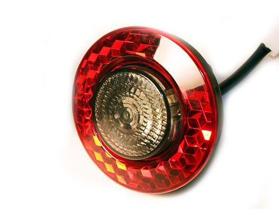 Delta 3-3/4 in. Round LED Back-Up Light