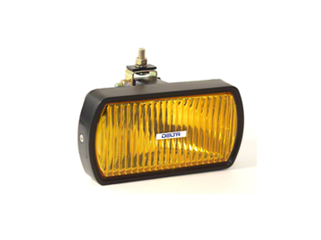 Delta Hot Shot Amber Fog Light Kit