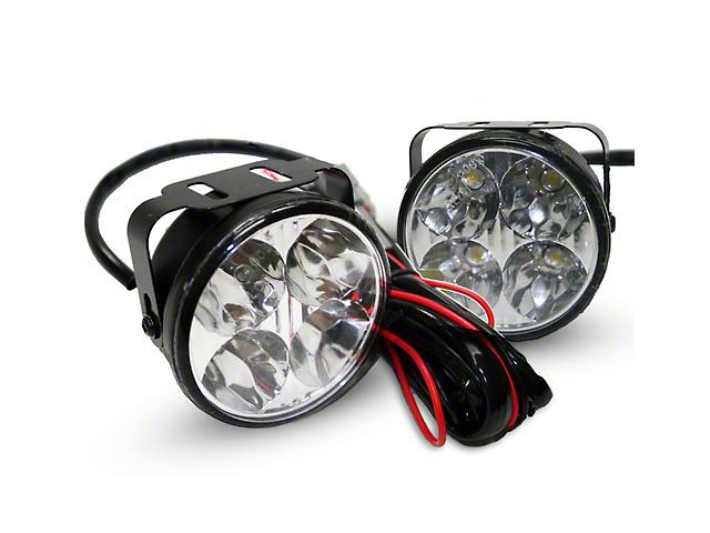 Delta LED Back-Up Light Kit