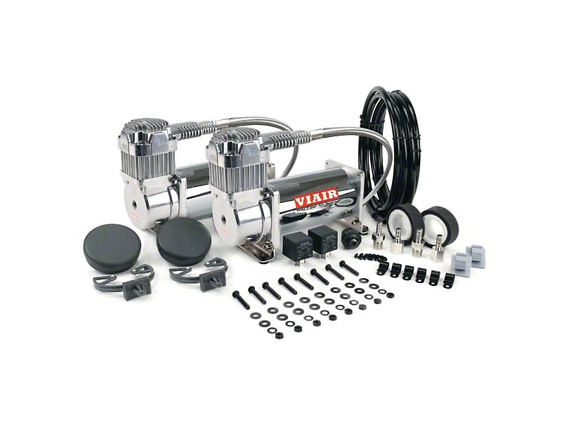 Viair Jeep Wrangler Dual Chrome 380C Air Compressors 38003