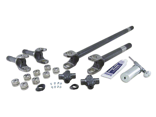 USA Standard Dana 30 Front Axle Kit w/ Super Joints (07-18 Jeep Wrangler JK, Excluding Rubicon)