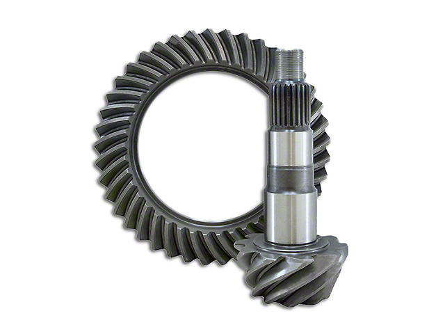 USA Standard Dana 30 Front Axle Ring Gear and Pinion Kit - 4.11 Gears (07-18 Jeep Wrangler JK)