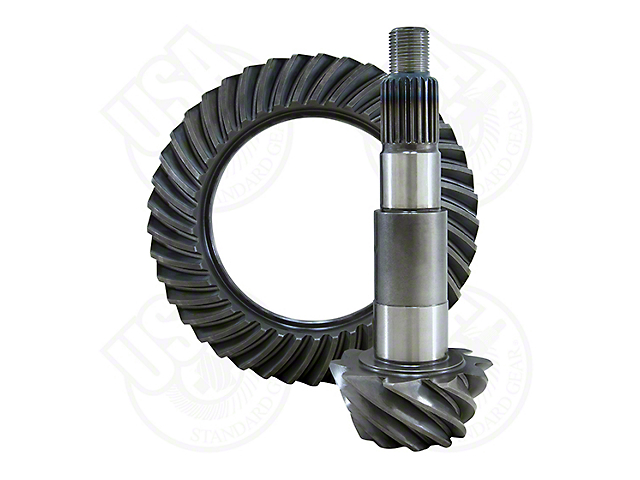USA Standard Dana 44 Rear Axle Ring and Pinion Gear Kit; 4.11 Gear Ratio (07-18 Jeep Wrangler JK)