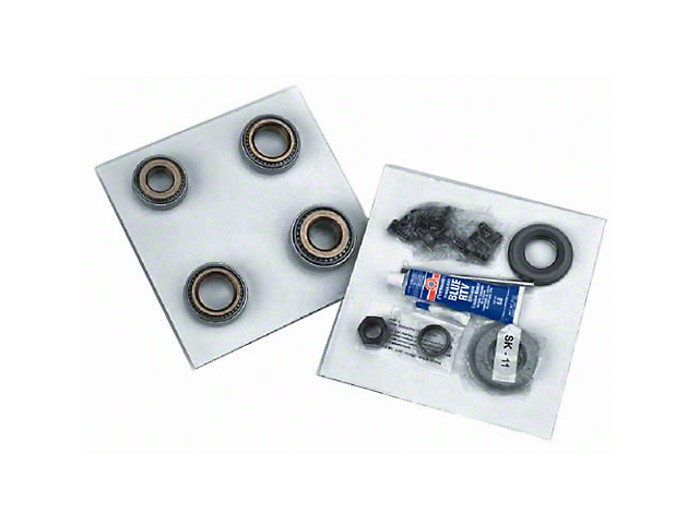 Alloy USA Dana 44 Rear Axle Master Overhaul Kit (07-18 Jeep Wrangler JK, Excluding Rubicon)