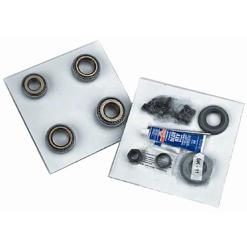 Alloy USA Dana 44 Rear Master Overhaul Kit (07-18 Wrangler JK, Excluding Rubicon)