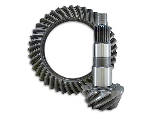 USA Standard Dana 44 Front Axle Ring Gear and Short Pinion Kit - 4.11 Reverse Rotation Gears (07-18 Jeep Wrangler JK Rubicon)