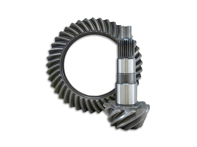 USA Standard Dana 44 Front Axle Ring Gear and Short Pinion Kit - 5.38 Reverse Rotation Gears (07-18 Jeep Wrangler JK Rubicon)