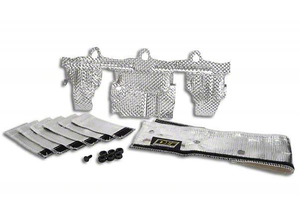 DEI Fuel Rail & Injector Cover Kit (97-04 4.0L Wrangler TJ)