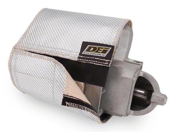 DEI Ultra 47 Starter Shield (87-18 Jeep Wrangler YJ, TJ, JK & JL)