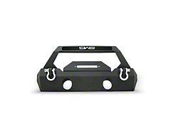 DV8 Offroad Stubby Front Bumper (07-18 Jeep Wrangler JK)