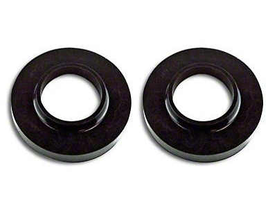 Rubicon Express 1.75 in. Rear Coil Spring Spacer Lift Kit (07-18 Jeep Wrangler JK)