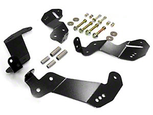 Rubicon Express Control Arm Drop Brackets (07-18 Jeep Wrangler JK)