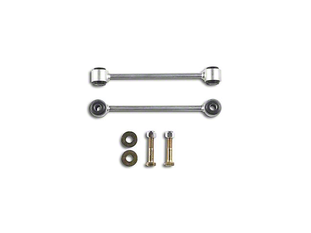 Rubicon Express Rear Sway Bar End Links (07-18 Jeep Wrangler JK)