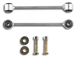 Rubicon Express Front Sway Bar End Links (07-18 Jeep Wrangler JK)