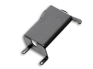 Rubicon Express Oil Pan Skid Plate (07-11 Wrangler JK)