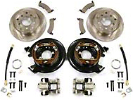 G2 Disc Brake Conversion Kit (90-06 Jeep Wrangler YJ & TJ)