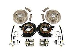G2 Axle and Gear Disc Brake Conversion Kit (90-06 Jeep Wrangler YJ & TJ)