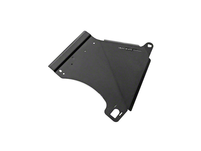 Rubicon Express Transfer Case Skid Plate (07-18 Jeep Wrangler JK)