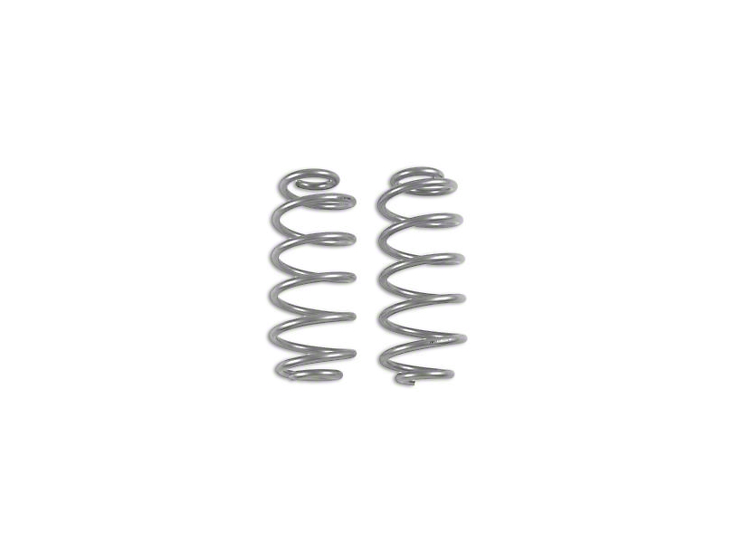 Rubicon Express 4.5 in. Rear Lift Coil Springs (97-06 Jeep Wrangler TJ)
