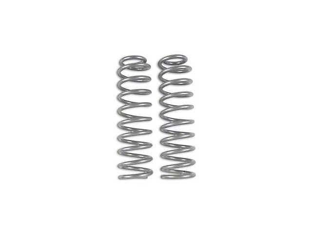 Rubicon Express 5.5 in. Front Lift Coil Springs (97-06 Jeep Wrangler TJ)