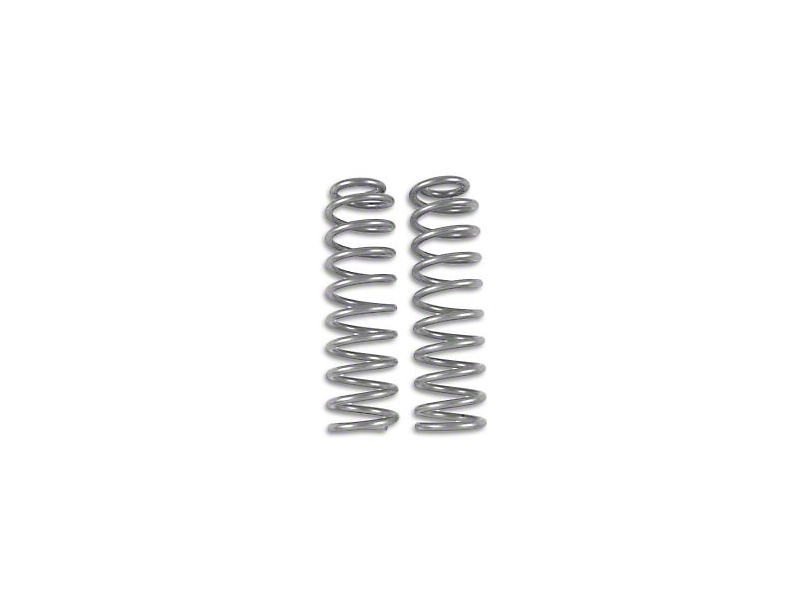 Rubicon Express 7.5 in. Front Lift Coil Springs (97-06 Jeep Wrangler TJ)