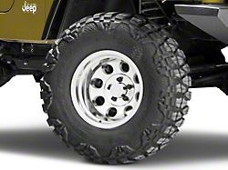 Pro Comp Wheels Series 1069 Polished Wheel - 15x10 (87-06 Jeep Wrangler YJ & TJ)