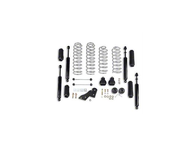 Rubicon Express Jeep Wrangler 2.5 in. Standard Coil Spring