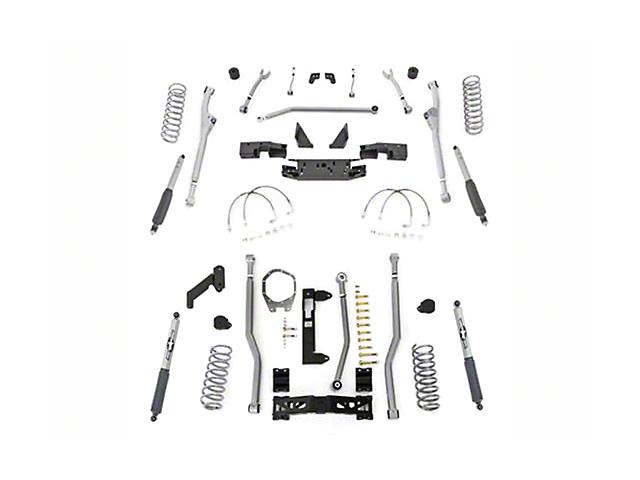 Rubicon Express Jeep Wrangler 3.5 in. Extreme-Duty Radius