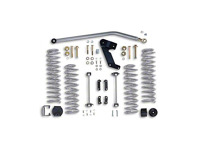 Rubicon Express Jeep Wrangler 3.5 in. Standard Coil Spring