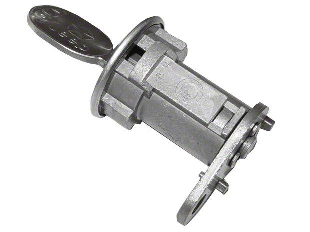 Omix-ADA Door Lock Cylinder (87-90 Jeep Wrangler YJ)