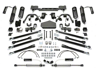 Fabtech 3 in. Crawler Coilover Lift System w/ Dirt Logic Shocks (07-18 Jeep Wrangler JK 4 Door)