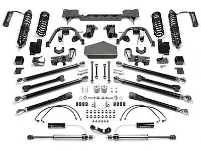 Fabtech 5 in. Crawler Coilover Lift System w/ Dirt Logic Shocks (07-18 Jeep Wrangler JK 4 Door)