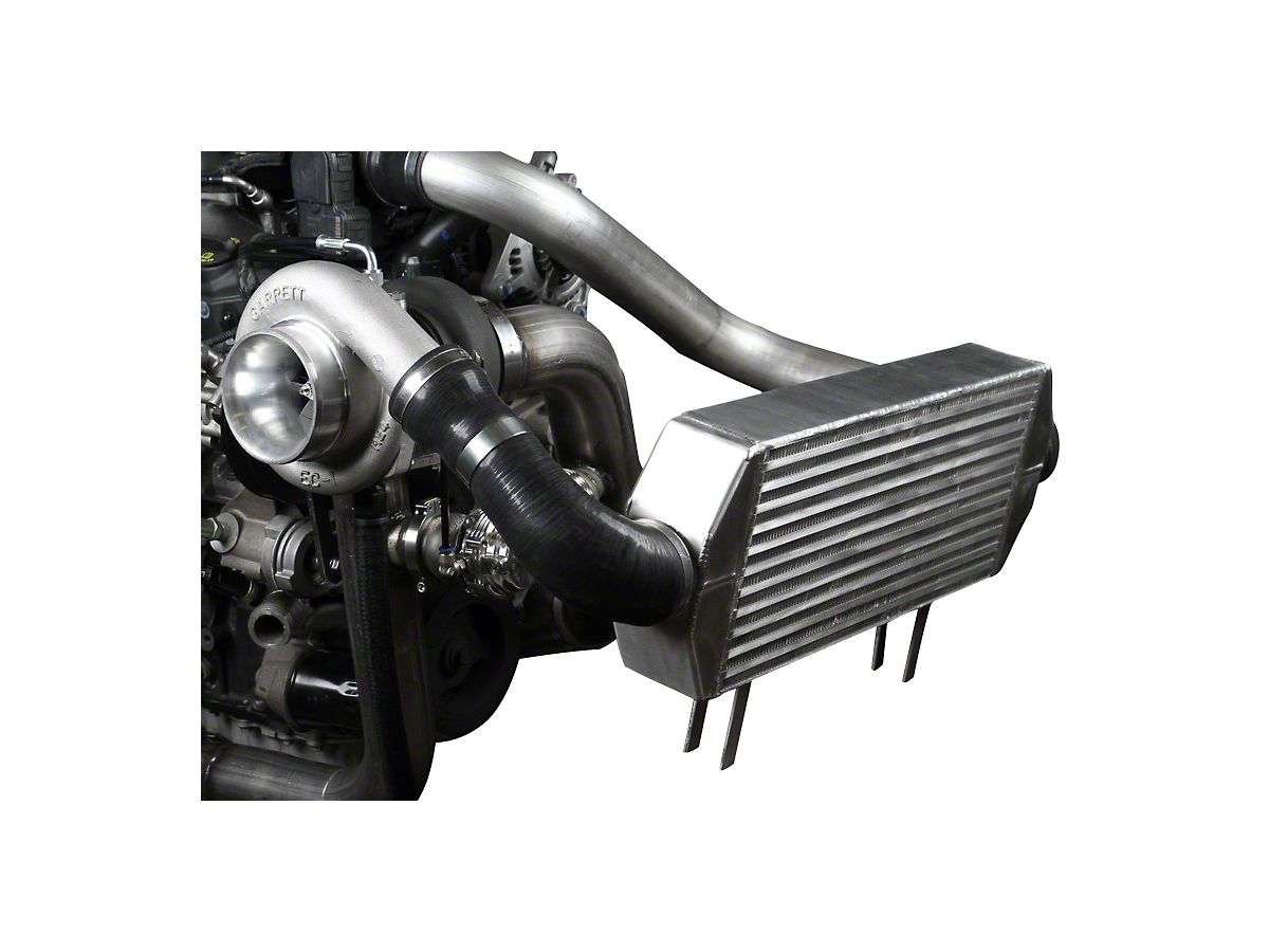 Prodigy Performance Stage 2 Turbo Kit (07-11 3 8L Jeep Wrangler JK w/  Manual Transmission)