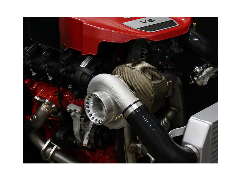Prodigy Performance Stage 2 Turbo Kit (12-18 3.6L Jeep Wrangler JK)