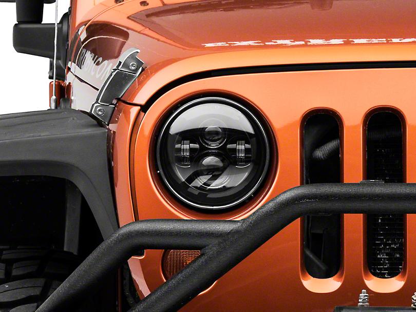 Raxiom LED Headlights (07-18 Jeep Wrangler JK)