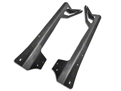 Oracle 50 in. LED Light Bar Roof Mounting Brackets (97-06 Jeep Wrangler TJ)