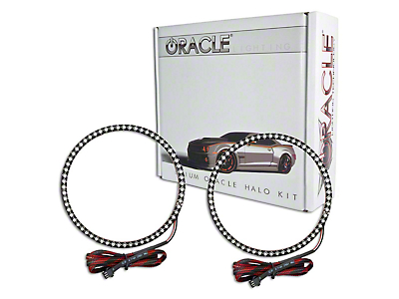 Oracle Dynamic ColorSHIFT Headlight Halo Conversion Kit (97-06 Jeep Wrangler TJ)