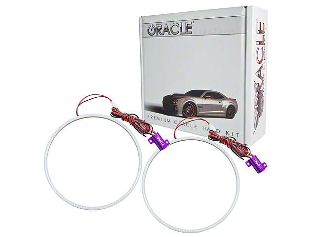 Oracle Plasma Headlight Halo Conversion Kit (07-18 Jeep Wrangler JK)