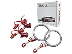 Oracle LED Waterproof Fog Light Halo Conversion Kit - Blue (07-18 Jeep Wrangler JK)