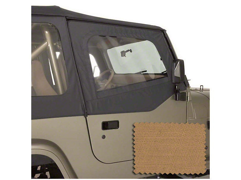 Rugged Ridge Replacement Door Skins - Spice (88-95 Wrangler YJ)