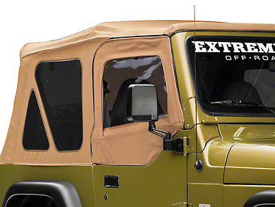 Rugged Ridge Replacement Door Skins - Spice (97-06 Wrangler TJ)