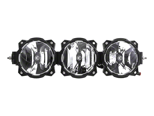 KC HiLiTES 20 in. Gravity Pro6 LED Light Bar - Spot/Spread Combo
