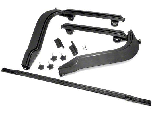Bestop Factory Style Door Surround Kit (97-06 Jeep Wrangler TJ)